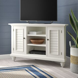 Affordable Harrison Corner TV Stand for TVs up to 49 by Beachcrest Home Reviews (2019) & Buyer's Guide