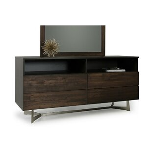 Correia 4 Drawer Media Chest