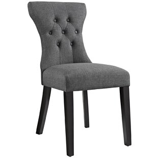 Pineda Upholstered Dining Chair by Latitude Run Purchase