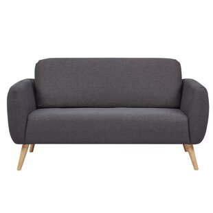 Price comparison Millport Loveseat by Wrought Studio Reviews (2019) & Buyer's Guide