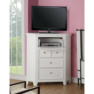 Louella Contemporary Wood TV Stand by Canora Grey