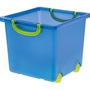 Toy 1 qt Storage Bin (Set of 6) ByIRIS USA, Inc.
