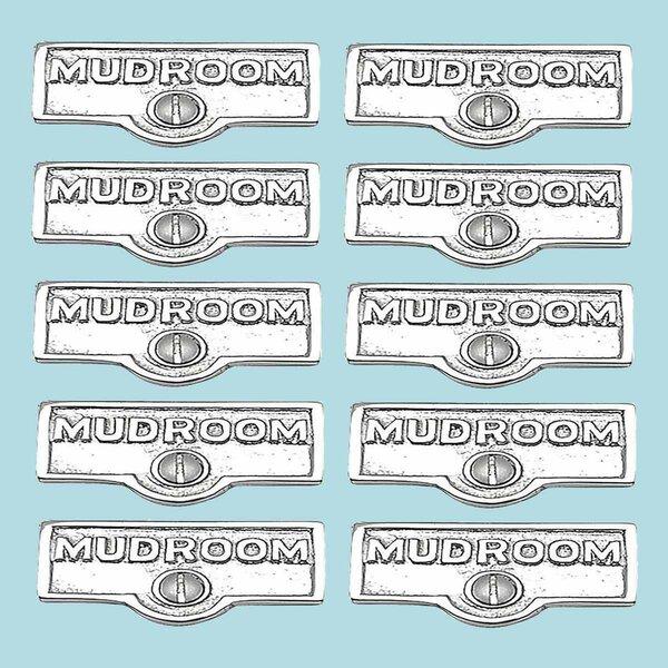 The Renovators Supply Inc Switch Tags Mudroom Name Signs 1 Gang Rocker Wall Plate Wayfair