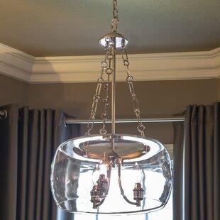 Castellano 3-Light Globe C..