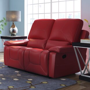 Lockheart Reclining Loveseat by Latitude Run