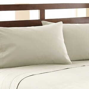 biggsville thread count cotton blend sheet set