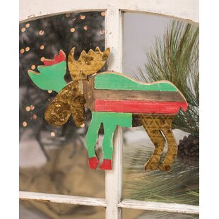 Moose Puzzle Plaque Wall Decor by The Holiday Aisle