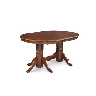 Varela Oval Solid Wood Dining Table by Breakwater Bay Best Choices