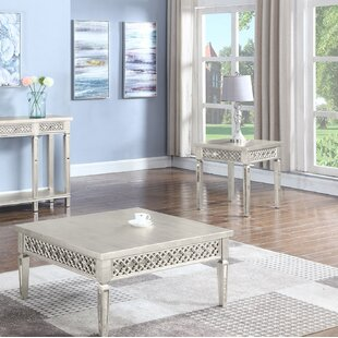 Blaxcell 2 Piece Coffee Table Set