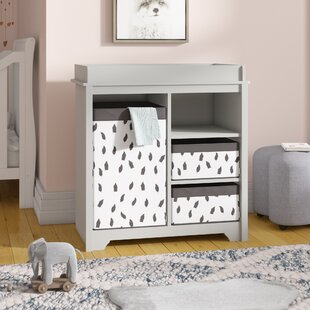 Abigale Changing Table by Harriet Bee