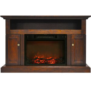 Broncho Electric Fireplace TV Stand