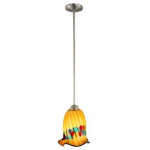 Celebration 1-Light Cone Pendant by Springdale Lighting