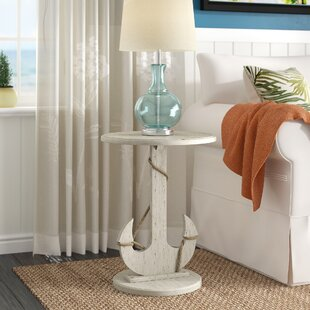 Affordable Price Dudek End Table By Beachcrest Home