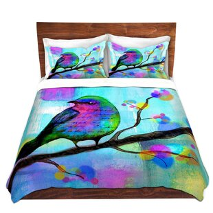 DiaNoche Designs Unchained Duvet Cover Set