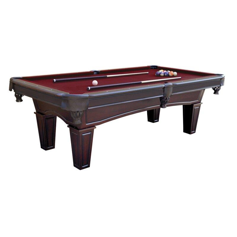 Minnesota Fats Minnesota Fats Fullerton Pool Table Wayfair - Minnesota fats mini pool table