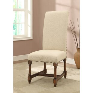 Jane Street Upholstered Dining Chair (Set of 2) Alcott Hill