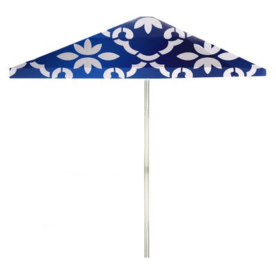 Mandeville 6 Square Market Umbrella by Charlton Home Best #1