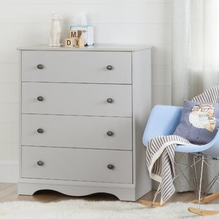 Great choice Angel 4 Drawer Dresser by South Shore Reviews (2019) & Buyer's Guide