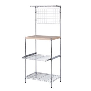 Honey Can Do Steel Baker's Rack