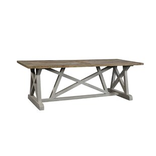 Aquarius Solid Wood Dining Table