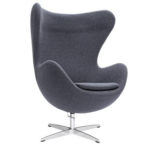 Inner Fabric Lounge Chair