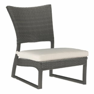 Summer Classics Skye Sand Patio Chair wit..