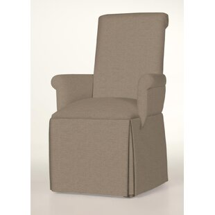 Hadlock Skirted Arm Chair