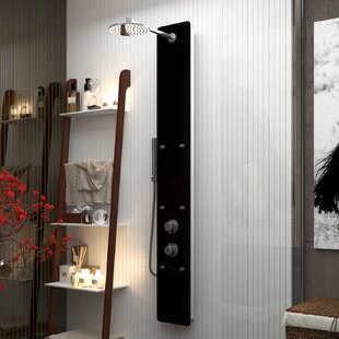 Melody Thermostatic Shower Panel System
