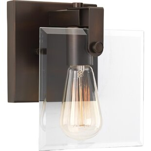 Bridgewood 1-Light Bath Sconce..