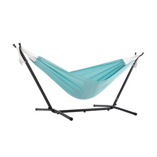 Fiona Double Hammock With Stand By Freeport Park