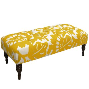 Baja Tufted Upholstered Bench