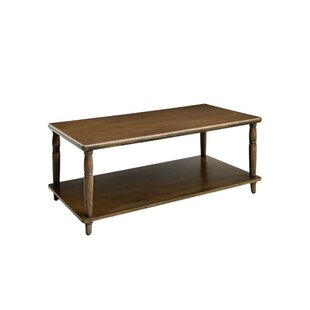 Arelious Coffee Table by Charlton Home