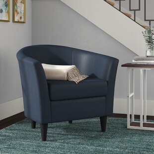 Reviews Czerwinski Barrel Chair By Ebern Designs