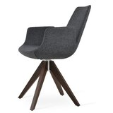 Eiffel Arm Pyramid Wood Chair by sohoConcept