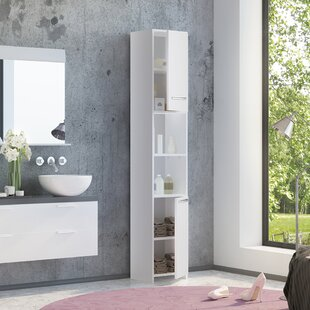 Vice 30 X 195cm Free-Standing Tall Bathroom Cabinet By 17 Stories