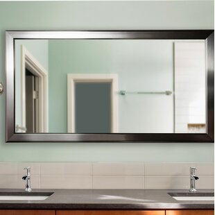 Rounded Double Vanity Wall Mirror By Rayne Mirrors