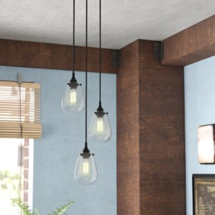 Lamson 3-Light Pendant by ..