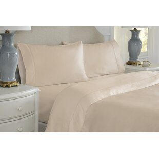 Westervelt 525 Thread Count Solid 100% Cotton Sheet Set