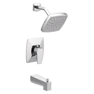 Best Reviews Via Single Handle Bath Shower Mixer By Moen