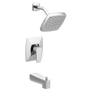 Inexpensive Via Single Handle Bath Shower Mixer ByMoen