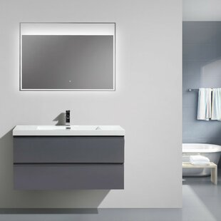 To Inch Bathroom Vanities Youll Love Wayfair - 41 inch bathroom vanity