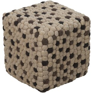 Parsons Pouf by Union Rust..