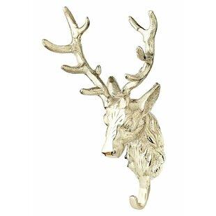 Deer Wall Hook By Edzard