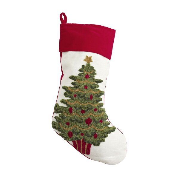 stockings stocking holders birch lane - Decorative Christmas Stocking Holders