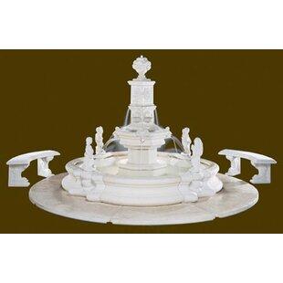 Henri Studio Concrete Grande Tower Millennia Fountain
