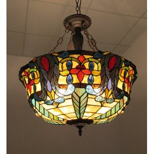 Astoria Grand Laurie 3-Light Bowl Pendant