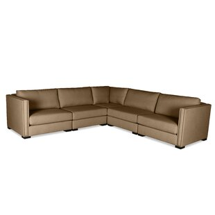 Timpson Right And Left Arms L-Shape Modular Sectional by Latitude Run 2019 Online