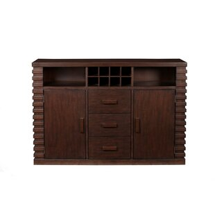 Pomianowska Wooden 3 Drawers Accent Cabinet by Latitude Run