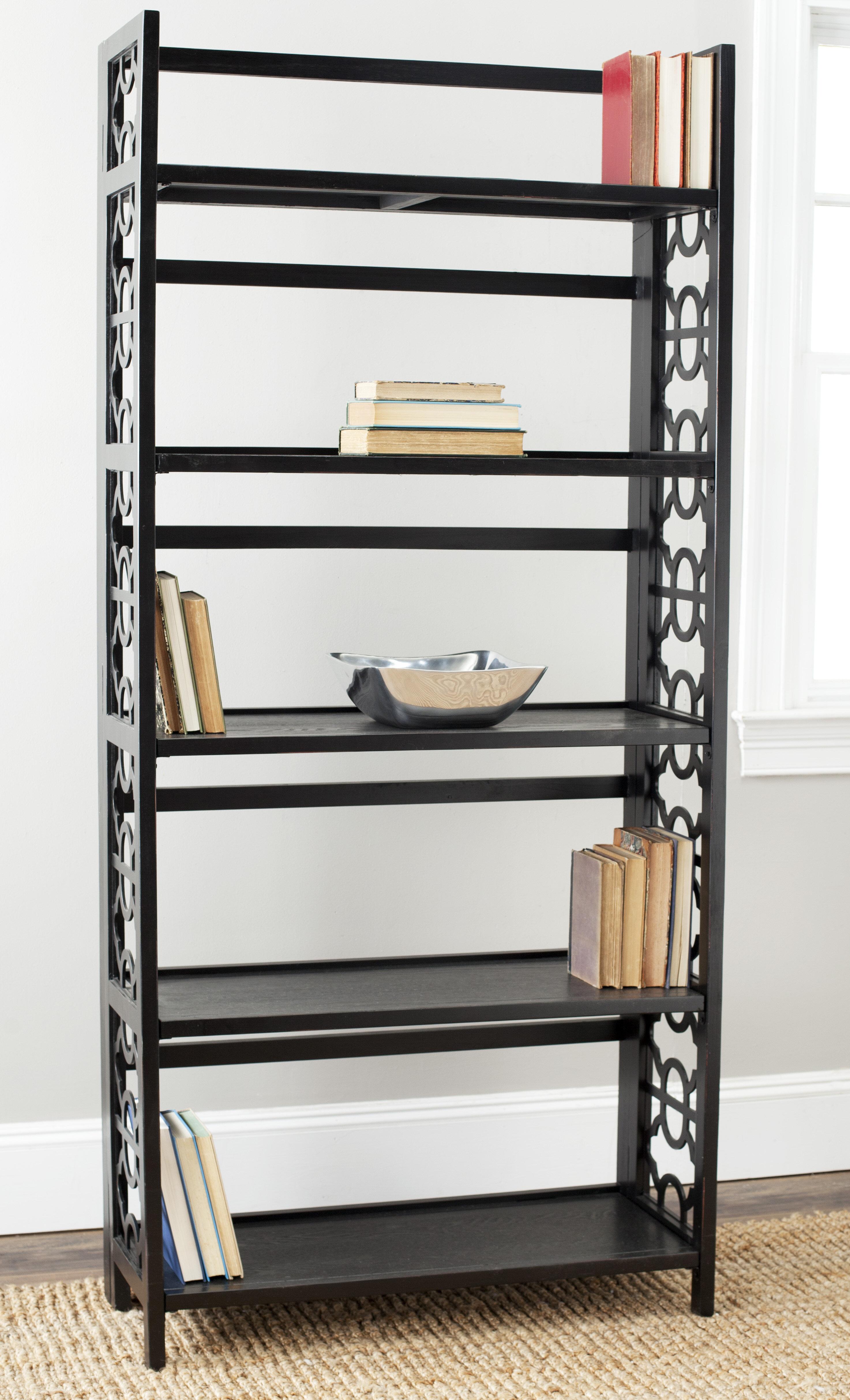 Safavieh Sadie Etagere Bookcase Reviews Wayfair