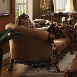 Shop Westmont Loveseat with 5 Pillows by Astoria Grand